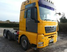 MAN GX26 480 DOUBLE DRIVE LORRY