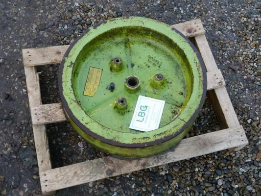 Claas  Dominant Flywheel