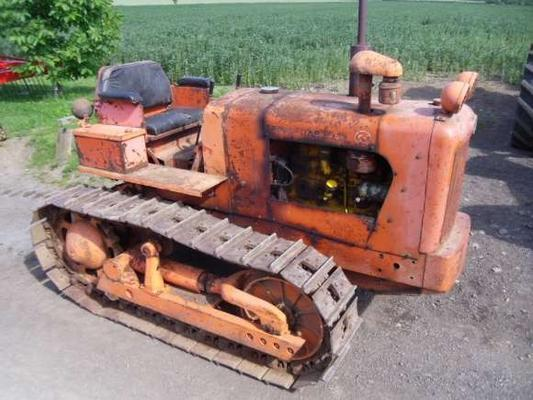 Used Track Marshall 55 Crawler