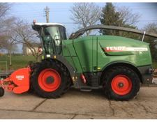 Fendt Katana 65 S4 Forage Harvester