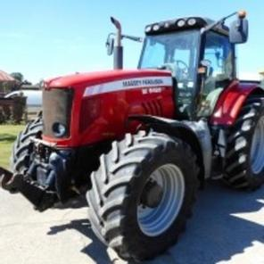 Massey Ferguson 6495 Tractor accessories/components Used in