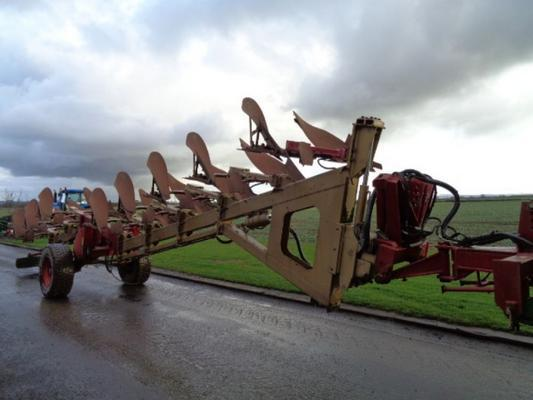Other Used Goizin 9F Auto-Reset Semi Mounted Plough
