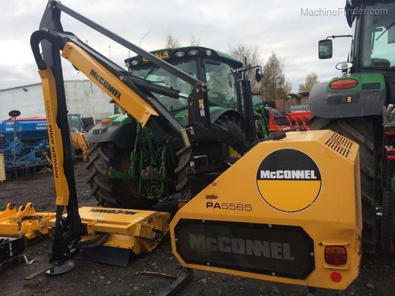 McConnel PA5565 Hedgecutter