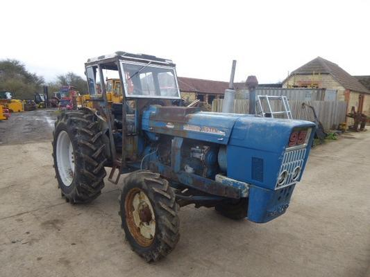 Other FORD ROADLESS 95 PLOUGH MASTER