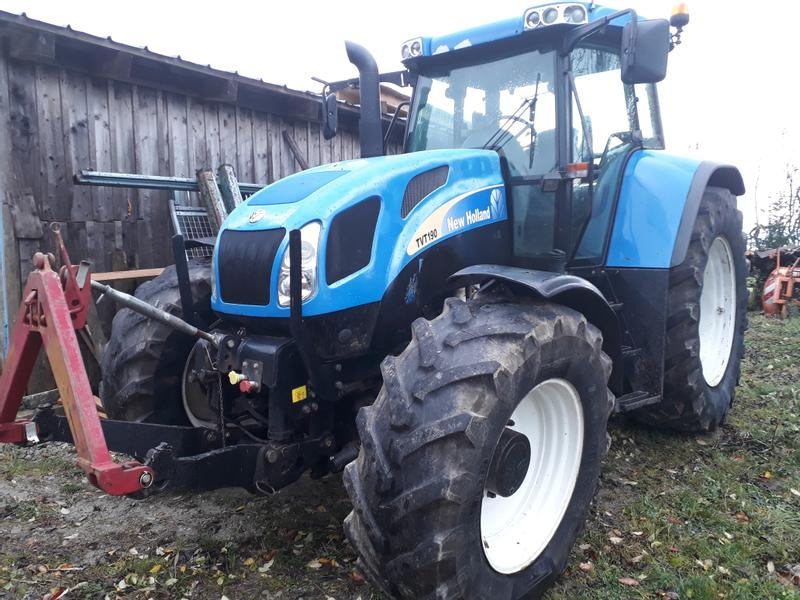 New Holland TVT 190 T522005