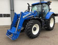 New Holland T6.155 EC CREEP  STOLL  750TL