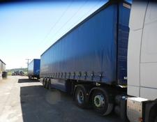Montracon 13.6M TRI-AXLE CURTAIN SIDED TRAILER