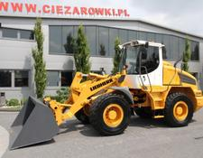 Liebherr WHEEL LOADER 13.5 T L528