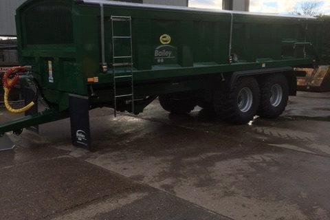 Bailey 16T ROOT TRAILER EX HIRE (2018)