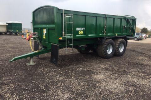 Bailey 14T ROOT TRAILER EX HIRE (2016)