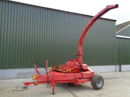 Used Pottinger Mex 6 Trailed Forager