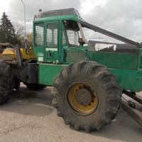 Used Timberjack Forestry tractors for sale - classified fwi co uk