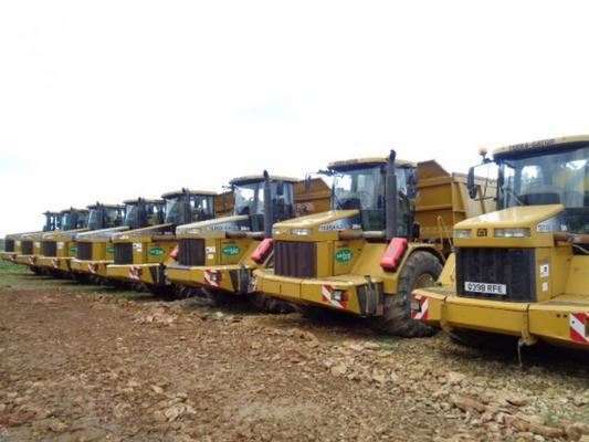 Tebbe Used Terragators For Sale