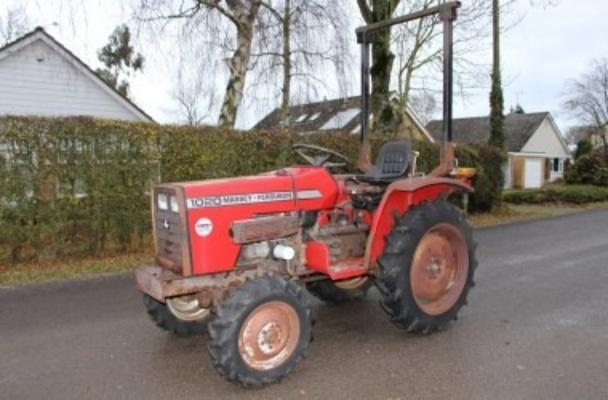 Other MASSEY FERGUSON 1020 4WD COMPACT TRACTOR