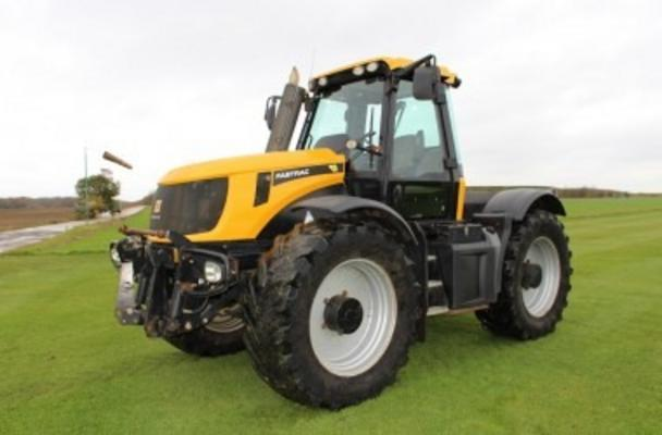 JCB 2013  FASTRAC 2170 4WS HIGHSPEED TRACTOR