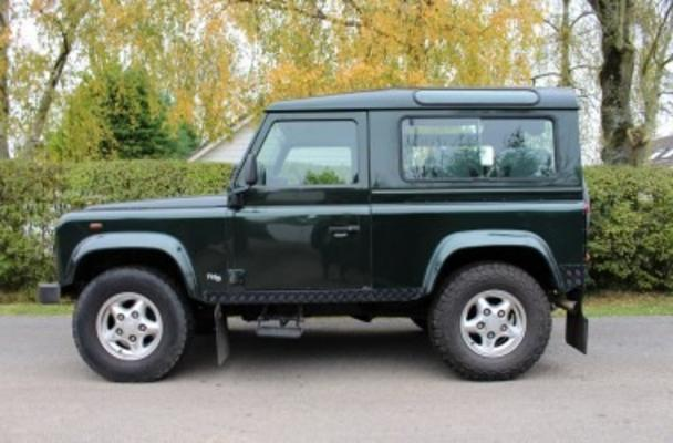 Other LAND ROVER DEFENDER 90 COUNTY S/W TD5