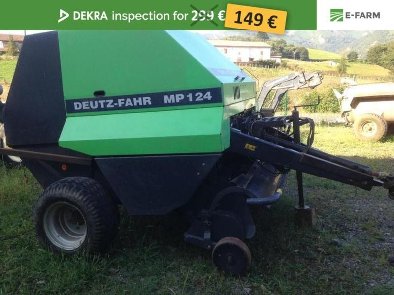 Deutz-Fahr MP 124