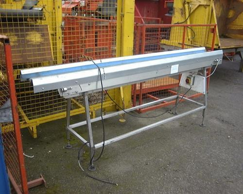 Other Part stainless steel conveyor 10' x 12""