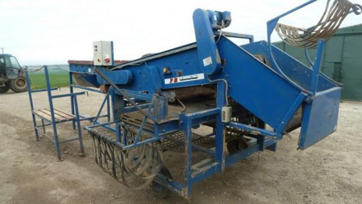 Other Farnwood seed potato grader.