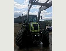 Claas Arion 640 Tractor, 50 kph