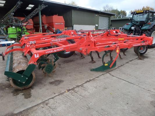 Other VOGEL NOOT TERRATOP S600 TRAILED 6 METRE CULTIVATOR