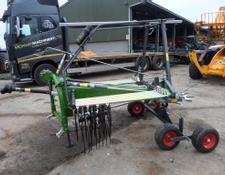 Fendt FORMER 456DN SINGLE ROTOR RAKE