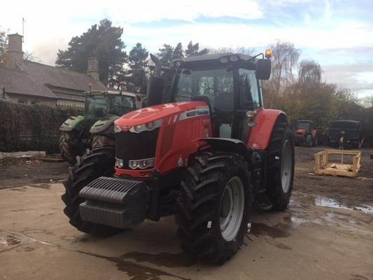 Other MA185512 - 2013 MF7620EFD6 4WD Tractor