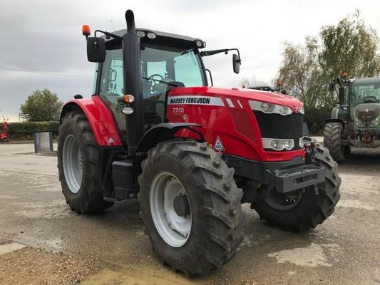 Other MA401776 - New 2017 MF7715 EFD6 4WD Tractor