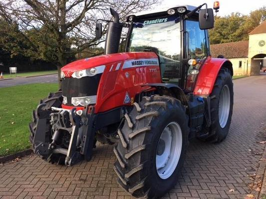 Other MA401779 - New 2017 MF7715 EFD6 4WD Tractor