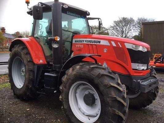 Other MA401768 - New 2017 MF7715 EFD6 4WD Tractor