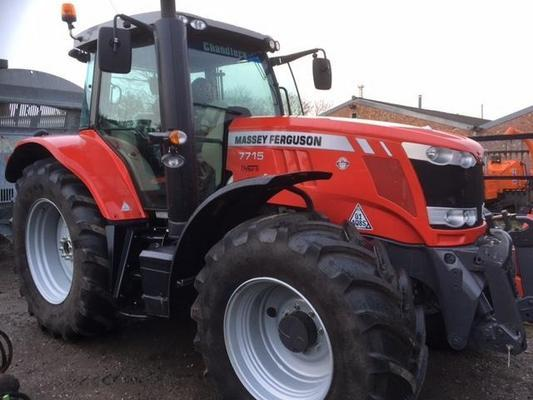 Other MA401782 - New 2017 MF7715 EFD6 4WD Tractor