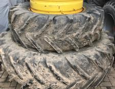 Michelin BARUM 480/70 R 34   und  MICHELIN 520/85 R 46