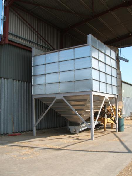NEW GRAIN HOPPERS 20-45 TONS