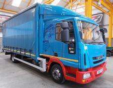 Iveco EUROCARGO 75E16 4 X 2, 7.5 TONNE CURTAINSIDER - 2013 - GN63 KFW