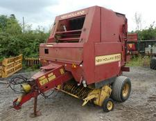 New Holland 650 ROUND BALER