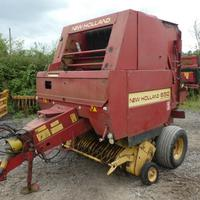 Used New Holland Baler - classified fwi co uk