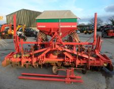 Kuhn 4 METRE DRILL COMBINATION