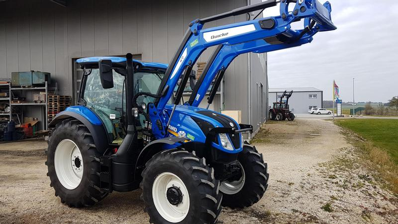 New Holland T6.145 EC / TMR