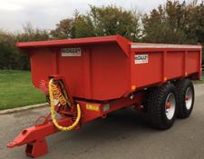McCAULEY GP14T Dump Trailer
