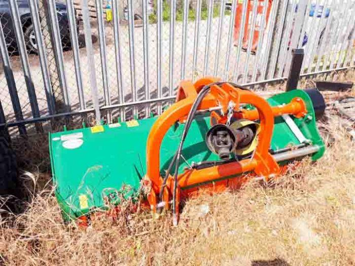 Wessex WFM 200 HD Flail Mower