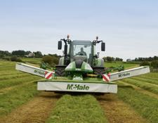McHale Pro Glide B9000 Combination Mower