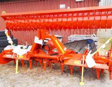 Kuhn HR304D Power Harrow