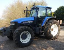 New Holland TM 150 4wd Tractor