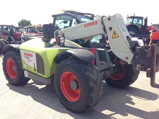 Claas T2011262 - 2008  Scorpion 6030
