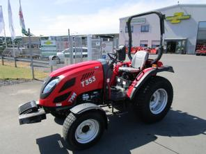 TYM T353 Tractors Used in 53881 Euskirchen, Germany (4789857
