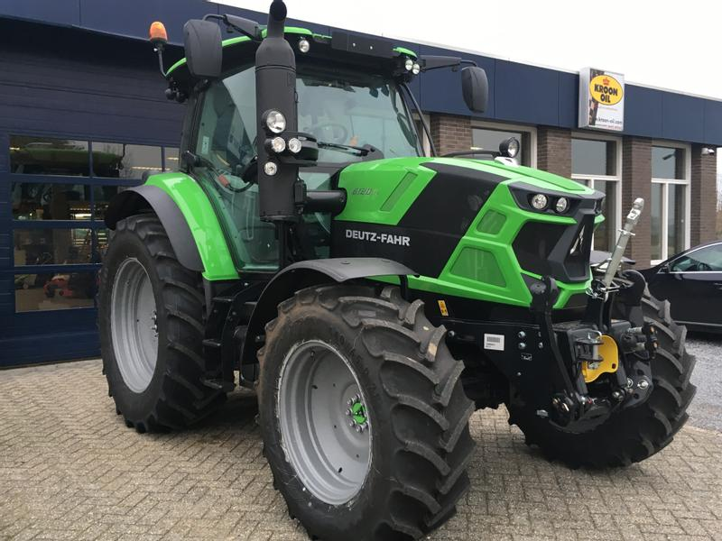 Deutz-Fahr 6120 TTV Direct leverbaar