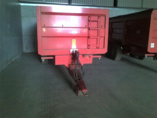 Marston Trailers Group ACE 14T GRAIN TRAILER
