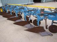 Other Overum 6 furrow conventional semi mounted plough