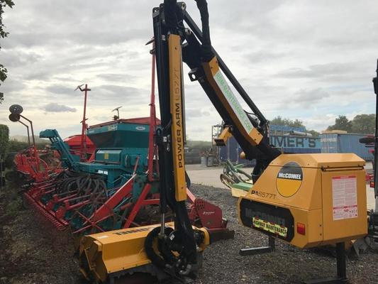 Other T2016820 - McConnel PA6577T Hedgecutter