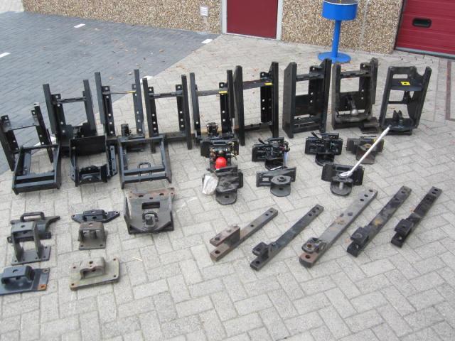 Sauermann T5 / Case IH / Steyr Tractor accessories